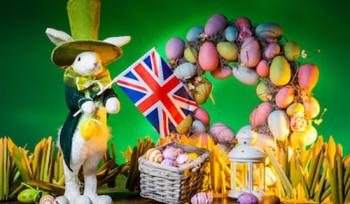 Πασχαλινά Έθιμα στην Αγγλία