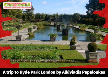 a trip to hyde park london