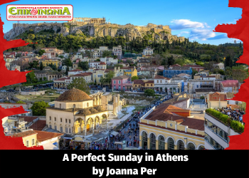 A Perfect Sunday in Athens