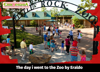 The day i went to the Zoo
