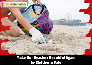 Make Our Beaches Beautiful Again